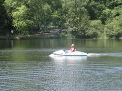 Aquakart à la Vallée des Korrigans // Pôle de Loisirs du Lac_Savenay