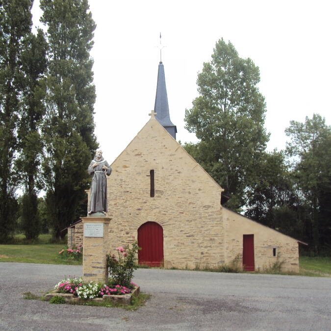 Chapelle de Planté - Quilly