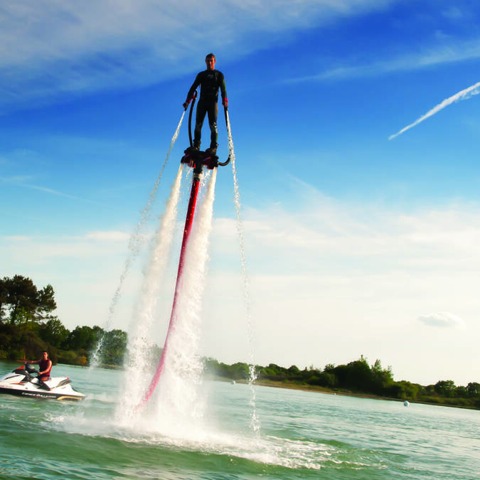 Flyboard©Espace Quilly